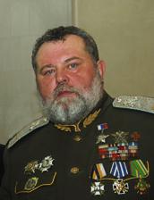 Казачий генерал Полуянов Виталий Алексеевич