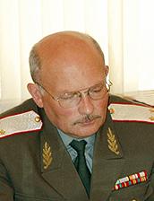 Казачий генерал Шахов Николай Иванович