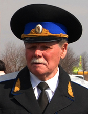 Казачий генерал Шевцов Владимир Константинович