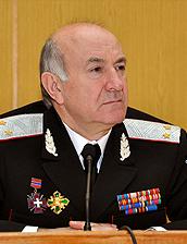 Казачий генерал Долуда Николай Александрович
