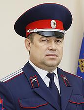 Казачий генерал Гончаров Виктор Георгиевич