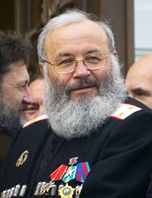 Казачий генерал Громов Владимир Прокофьевич