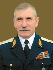 Казачий генерал Гусев Борис Николаевич