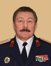 Казачий генера Налимов Валерий Иванович