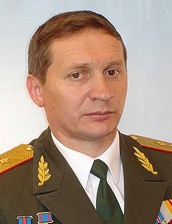Казачий генерал Привалов Геннадий Николаевич
