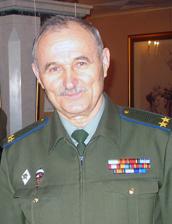 Казачий генерал Глуховский Владимир Ильич