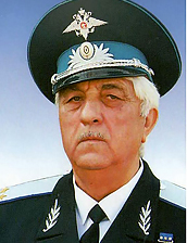 Казачий генерал Козаев Марат Сафонкаевич