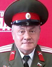 Казачий генерал Артамонов Павел Петрович