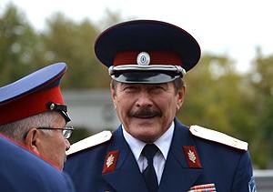 Атаман ЦКВ В.И.Налимов