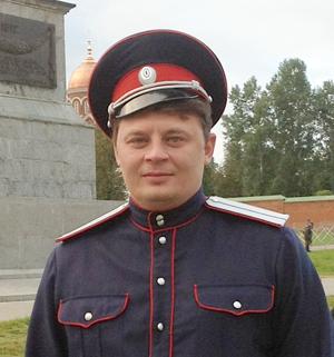 Заместитель атамана Всевеликого Войска Донского Николай Дьяконов