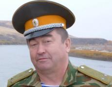 Атаман ЗКВО Снргей Бобров