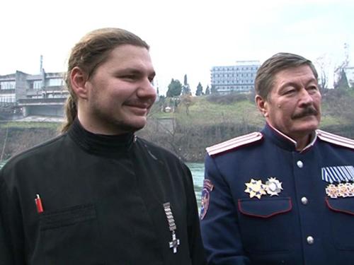 Антон Мищенко, атаман В. Налимов