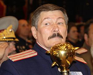 атаман ЦКВ Валерий Налимов