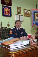 Атаман ЦКВ В.И. Налимов