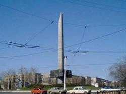 Памятник казакам Доватора